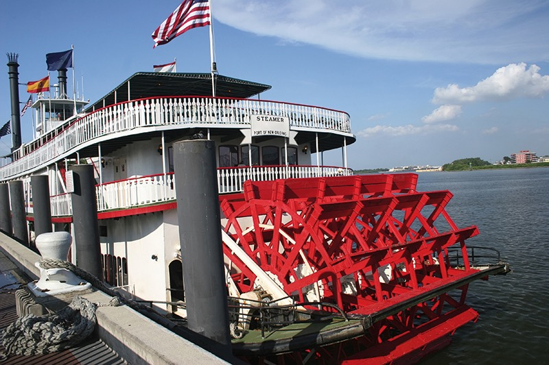 USA HAYS New Orleans Paddle Steamer 940 Export - 1