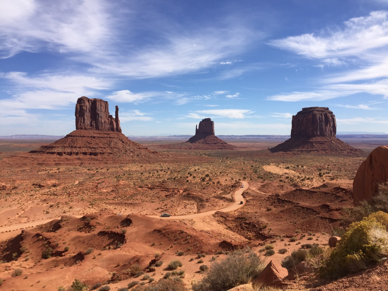 USA Monument Valley 1 - 1